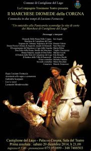 Trasimeno Teatro 20 dicembre 2014